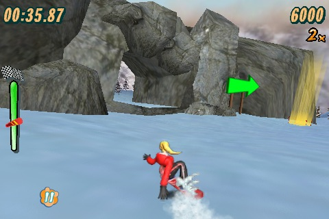 Screenshot Snowboarding-TnT